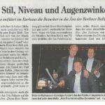 Heilbronner Stimme - Bericht